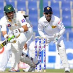 Pakistan Test Team to Leave for Sri Lanka Tonight