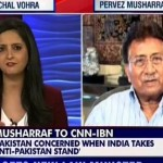 Musharraf says to India Do not treat Pakistan as Myanmar