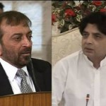 Ch Nisar Tells MQM to Back Karachi Operation