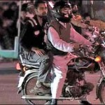 Pillion Riding Banned for Two Days in Karachi