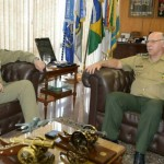 General Raheel visits Brazil Army Headquarters
