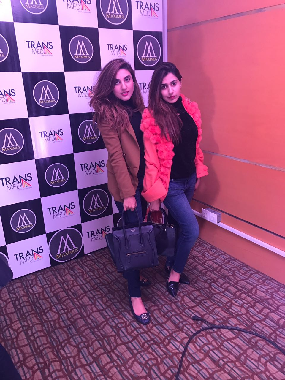 Nimrah Khokar and Marium Altaf