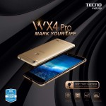 TECNO Mobile Launches an Exquisite and Advanced Camera Technology Smartphone in Pakistan The TECNO WX4 Pro