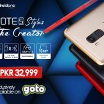 Infinix Launches the Most Intelligent Smartphone NOTE 5 Stylus  Powered by Google In Pakistan
