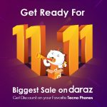 "TECNO COLLABORATION WITH ""DARAZ GYARA GYARA"" IS OFFERING EXCITING OFFERS"