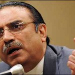 President Zardari Tells US Need Permanent Solution to Drone Attacks