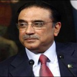 President Zardari Rules out use of Force Against Sit Inners