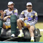 Shahid Afridi and Umar Akmal Axed from Champions Trophy Squad