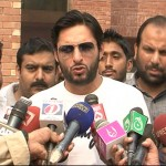 Shahid Afridi Willing to Become Captain