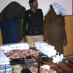 Police Thwart bid to Transport Arms into Islamabad