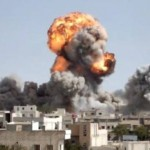 Israel Attacks Syrian Military Sites