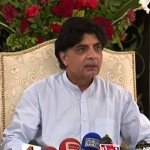 Ch Nisar says No Minister Can Interfere in my Ministry