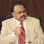 Altaf Hussain Disappointed at Imran Khan Civil Disobedience Call