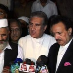 PTI to sit with Jirga at 4pm Today