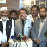 Rehman Malik says Jirga to Quit if Crossfire Continues