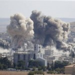 21 Dead in Turkey as Kurds Rise (Renewed assault on Kobani)