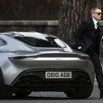 James Bond Licenced to Eat in Rome