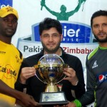 All Set for First T20 (Pakistan vs Zimbabwe Series)